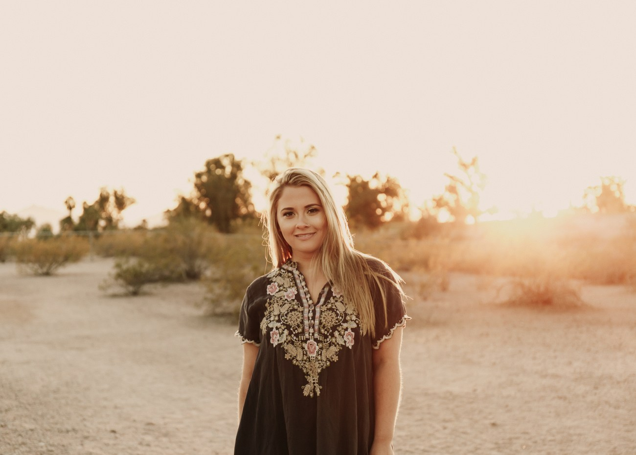 Megan Claire Photography | Arizona Wedding Photographer. Phoenix desert portrait photoshoot. @meganclairephoto