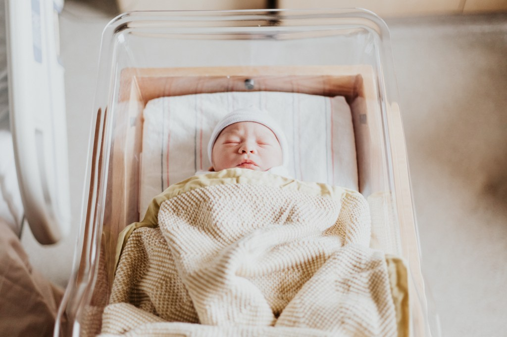 Megan Claire Photography | Arizona Newborn Photographer. Phoenix fresh 48 newborn portrait  session in the hospital . @meganclairephoto