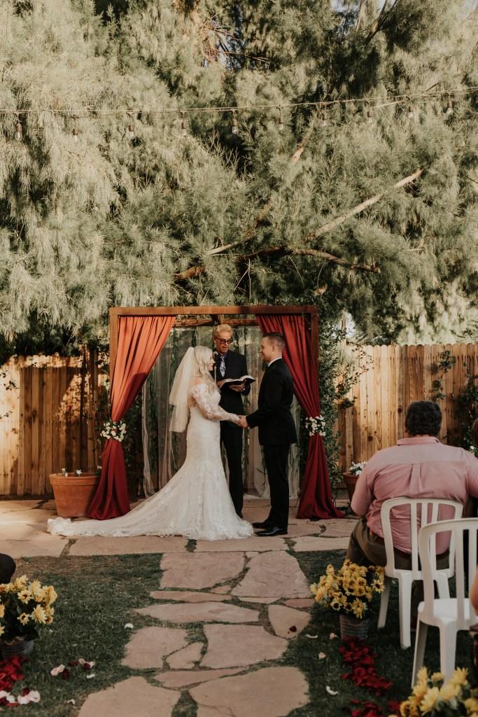 Megan Claire Photography | Arizona Wedding Photographer. Vintage Glam inspired bride phoenix farm wedding @meganclairephoto