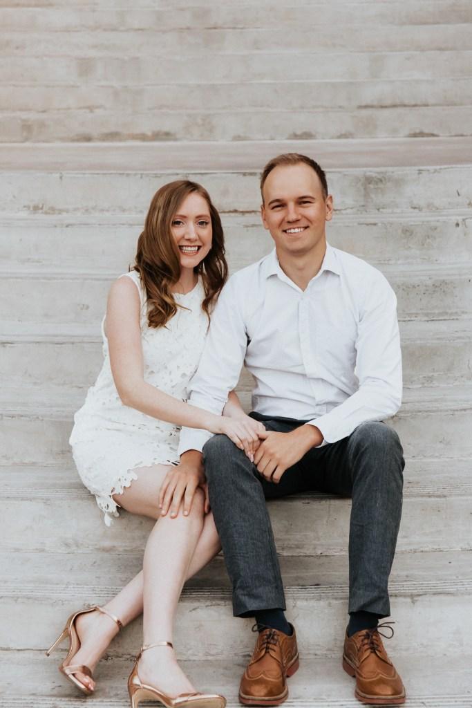 Megan Claire Photography | Arizona Wedding Photographer. Desert couples portrait and graduation photoshoot. @meganclairephoto