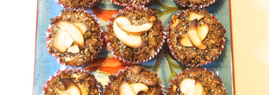 oh-mega apple muffins