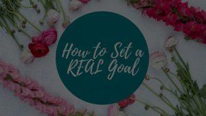 RENEW - REAL goals - waiting