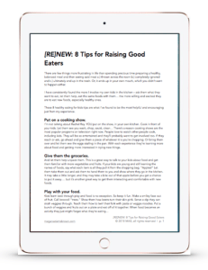 tips for raising good eaters preview