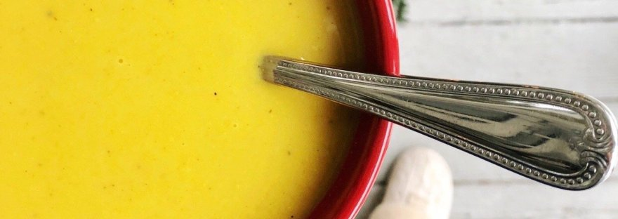 dairy-free butternut squash soup