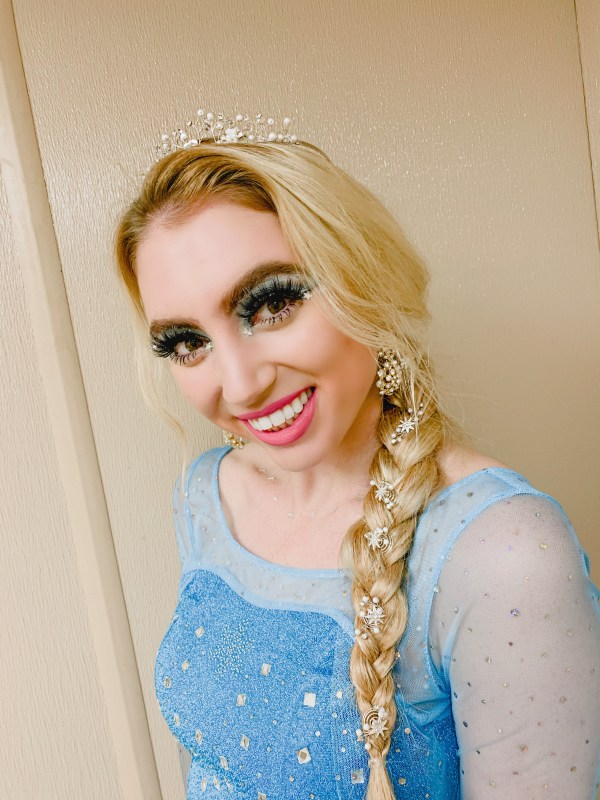 Elsa Costume Essentials