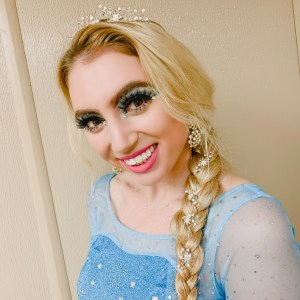 Elsa Costume Essentials