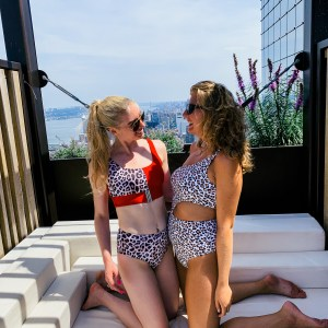 Leopard Swimsuits