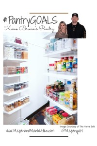 The Home Edit: Kane Brown's Pantry