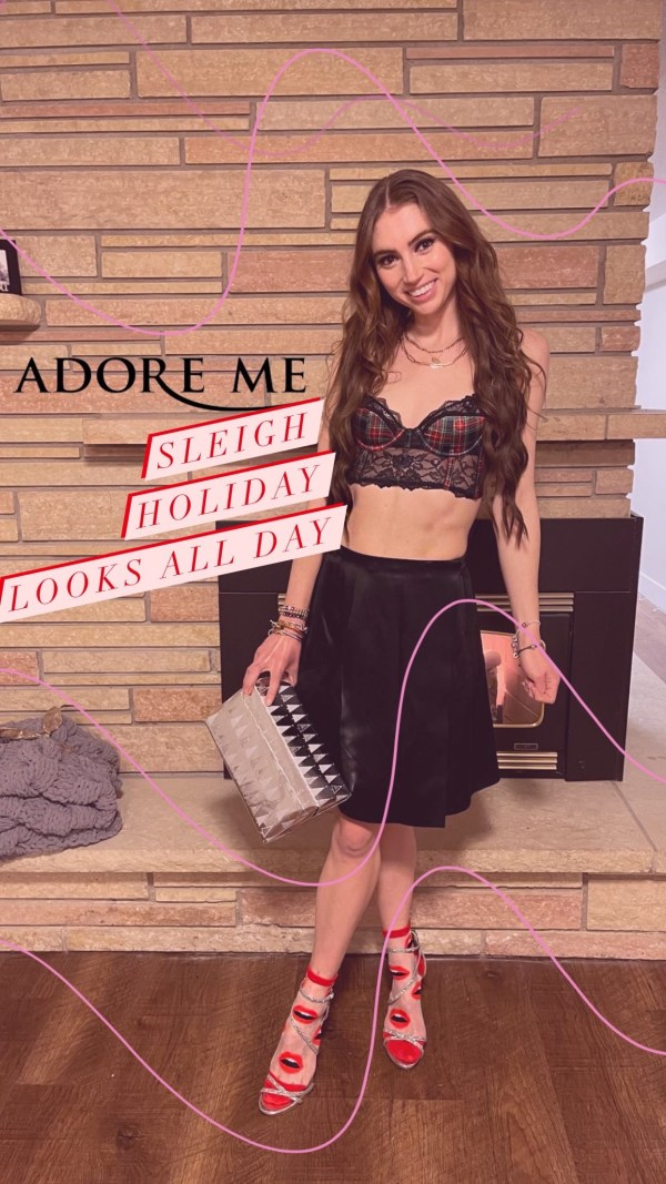 Adore Me Holiday Lingerie Styles