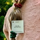 Shayne Silk Scrunchies | The Handmade Touch of Silk | Made in NYC