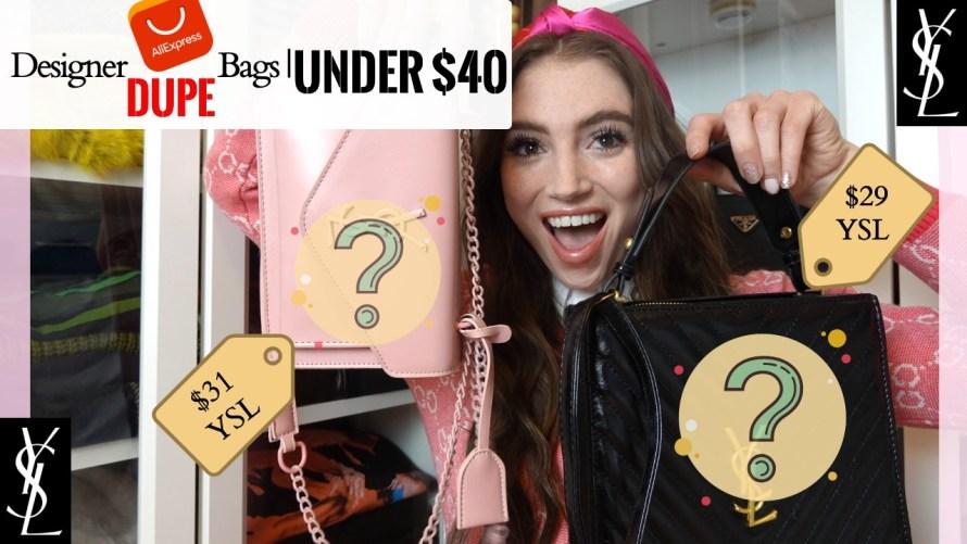 Shockingly Good YSL Bags Under $40 | Tips & Tricks on Designer Dupes