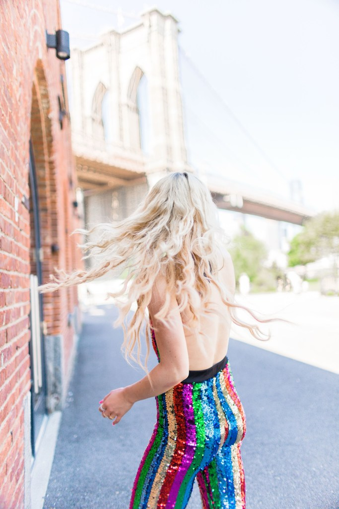 Brooklyn Photoshoot Ideas   Gettin' Groovy Satisfying a Need for Sparkles