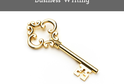 The key to snazzier business writing