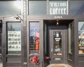 Spaceman Coffee