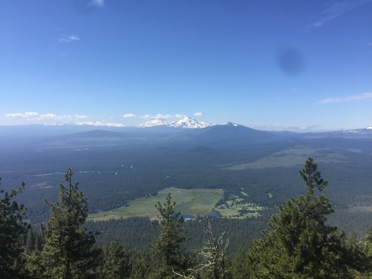 Black Butte-hiking-in Oregon-Lost in the Right Direction novel