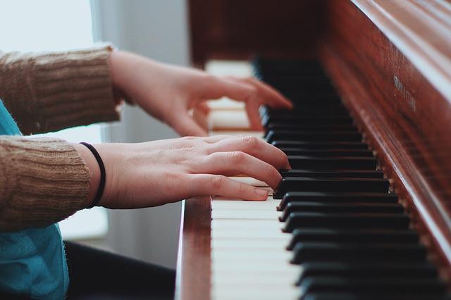 ピアノ作業用