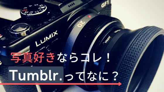 tumblr 写真 ブログ パソコン カスタマイズ 方法 使い方