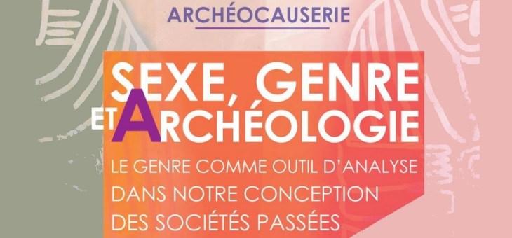 Conférence: Sexe, Genre et Archéologie