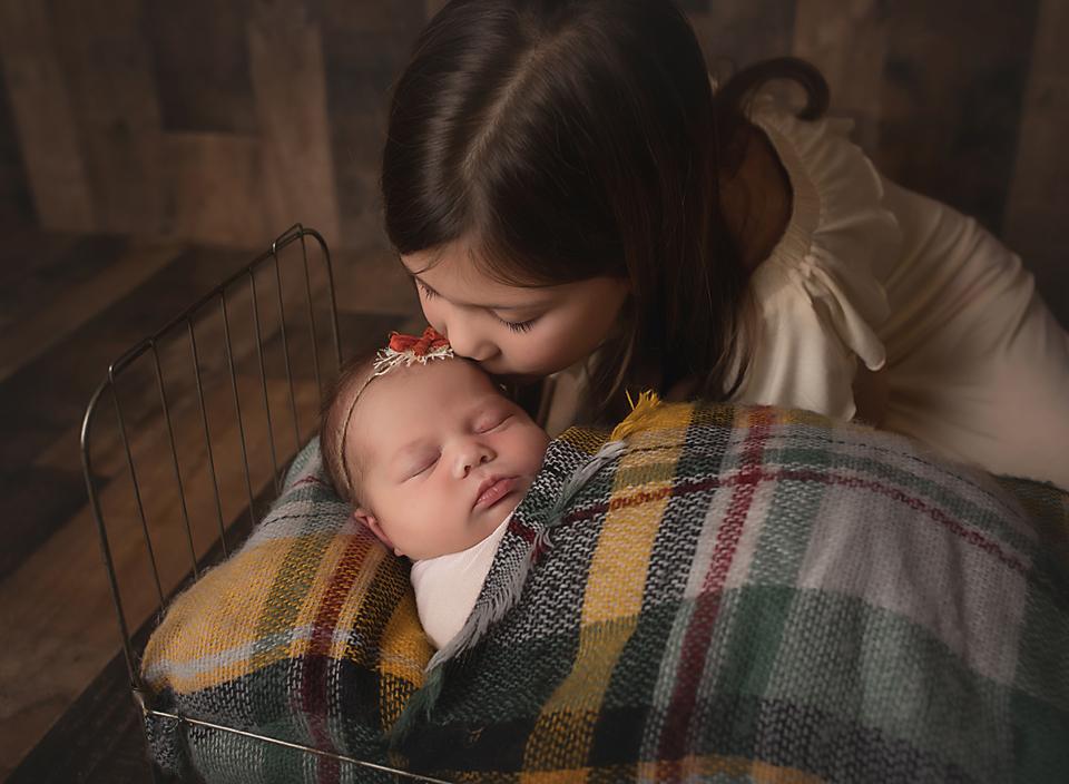 Life's Biggest Joy | Yuba City Newborn Photographer |