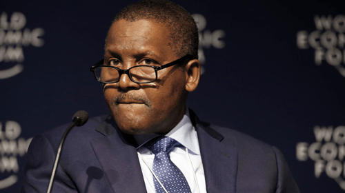 Dangote's $450m Niger sugar plantation will be longer than Lagos-Ibadan expressway