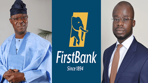 EXPOSED: Oba Otudeko positions son as First Bank MD to offset N75b un-serviced loan