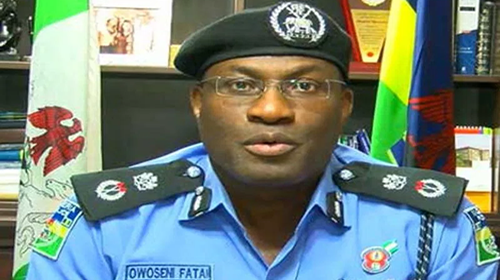 Police arrest 6 for selling Biafra insigniaI