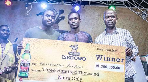 Goldberg Empowers 15 Ogun Artisans With ₦4.5 Million