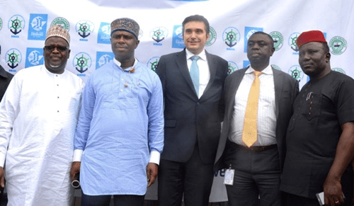 INTELS donates N1.2bn ultramodern market to Onne community