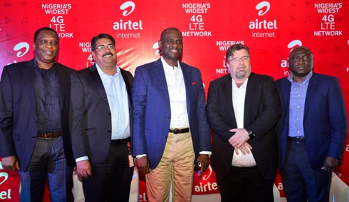 Airtel has the largest 4G network in Nigeria, says MD