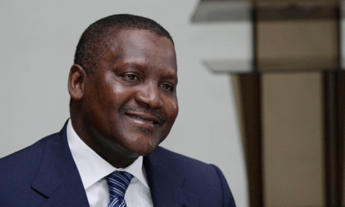 Aliko Dangote named sixth most charitable person in the world