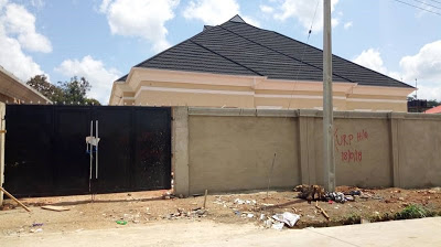 Two New Houses Allegedly Owned By Fayose Sealed In Ekiti