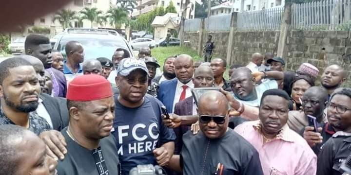 EFCC detains Fayose over N4.6bn ONSA fraud