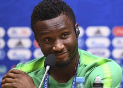 Mikel Obi steps in to help Nigeria Amuptee team