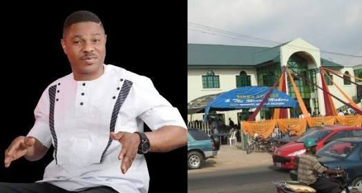 Yinka Ayefele's Music House Being Reconstructed By Govt.