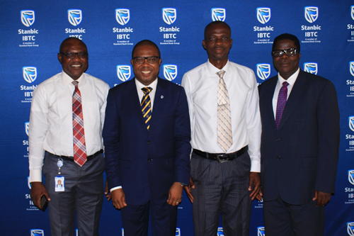 Stanbic IBTC empowers youth on financial literacy