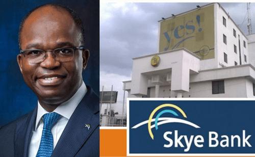 'Management, directors of failed Skye Bank under investigation'