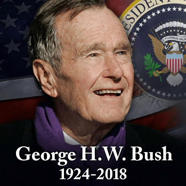 Former US President, George Bush Senior Dies