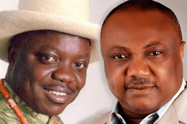 Uduaghan, Ogboru, others take Delta APC campaign to God