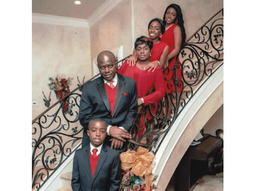 Meet Oyo Governor-elect Seyi Makinde, His Wife & Children