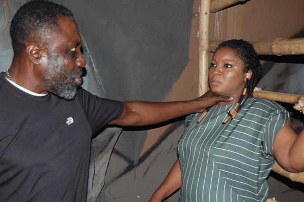 Omotola, Sola Sobowale, Hollywood stars stun in new flick, 'Shadow Parties'