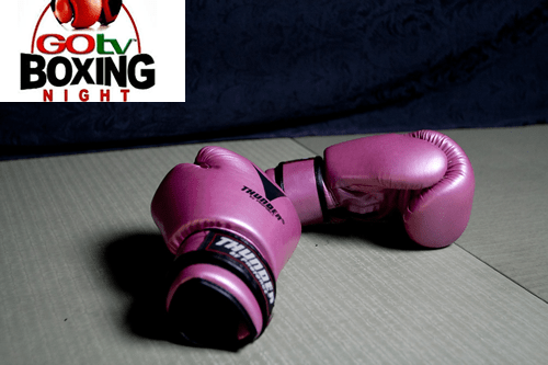 GOtv Boxing Night 19: Male Boxers Not Superior-Rodiat Ibrahim