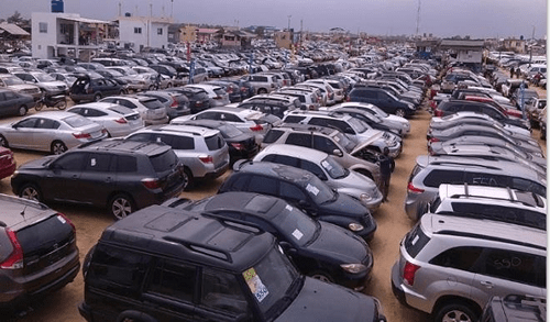 China begins export of used cars to Nigeria