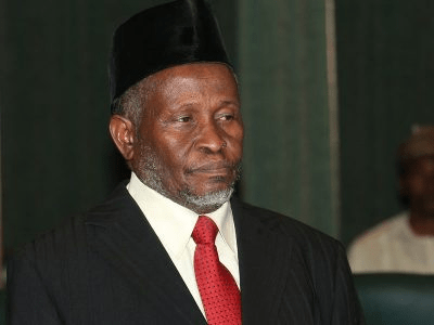 Buhari forwards Tanko Muhammad's Name to Senate for confirmation as CJN