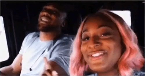 DJ Cuppy And Anthony Joshua Spark Up Dating Rumors As They Vacation In Spain (Video)