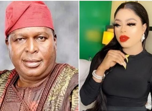 If Bobrisky is caught on the streets, he will be dealt with ruthlessly, he is a national disgrace - Runsewe