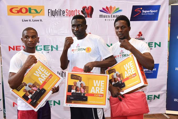 GOtv Boxing NextGen 5: 13 Fresh Talents Emerge