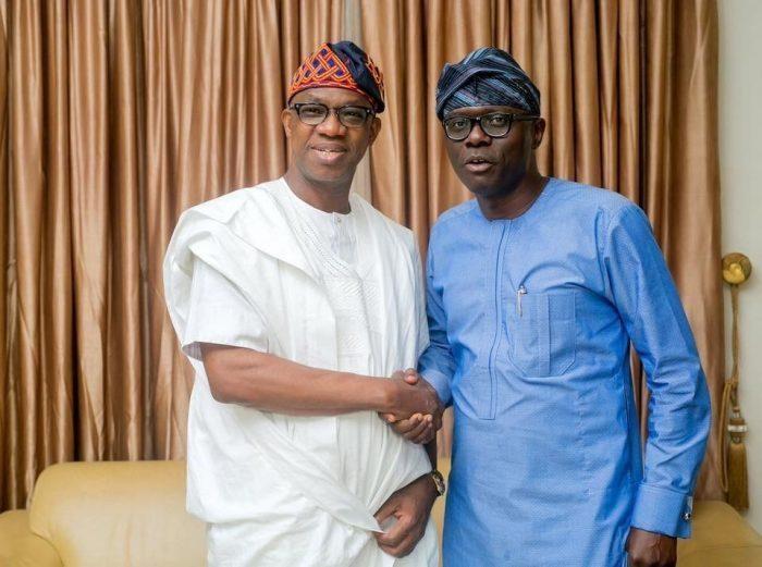 Lagos governor and I plan to toll Lagos-Ota-Abeokuta, two other roads – Gov. Abiodun