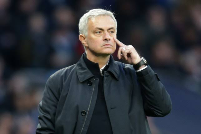 Mourinho's return to Old Trafford, as a revived Tottenham face a reeling Manchester United