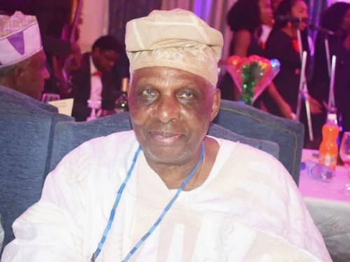 Just in: Billionaire Businessman, Chief Bode Akindele Dies at 88