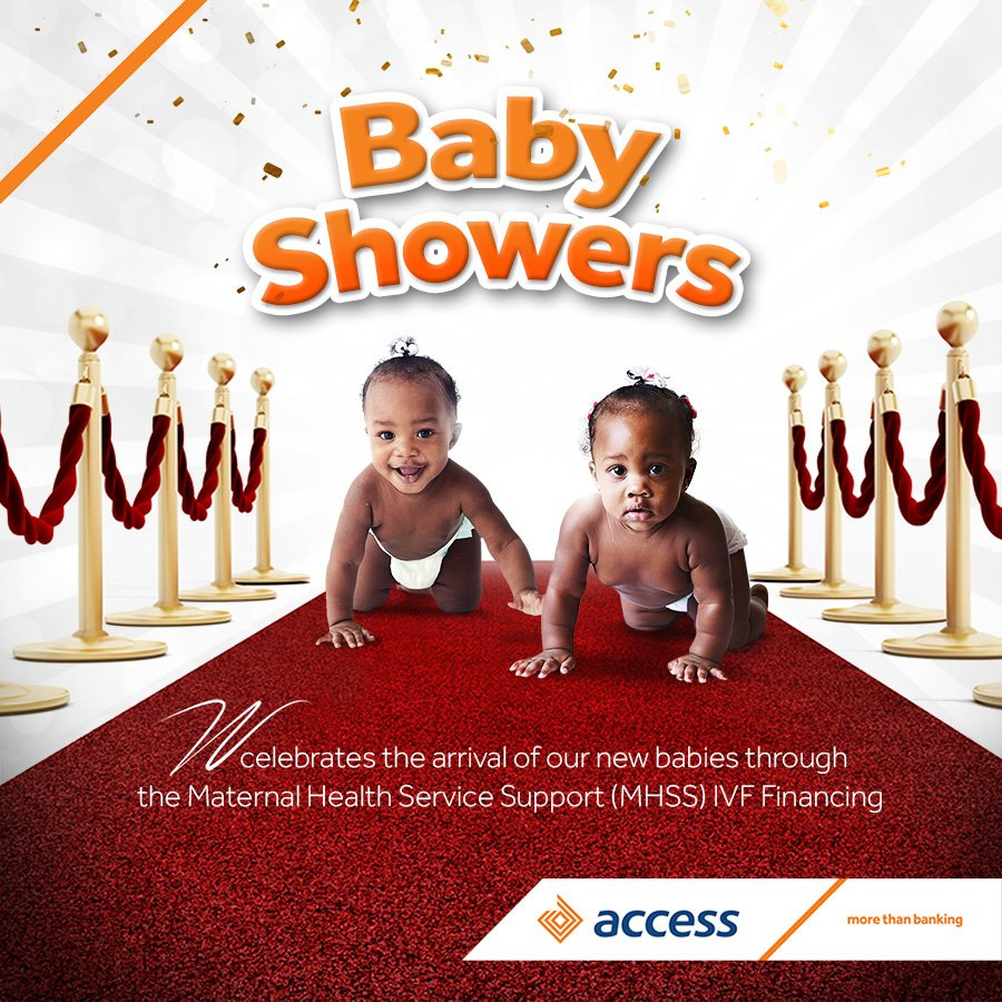 ACCESS BANK W- INITIATIVE WELCOMES NEW BABIES THROUGH HEALTH FINANCING SCHEME